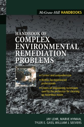 Handbook of Complex Environmental Remediation Problems - Jay H. Lehr