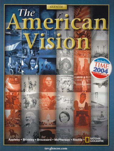 The American Vision, Student Edition - McGraw-Hill