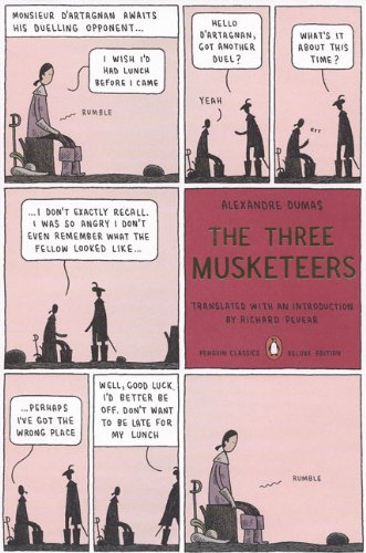 The Three Musketeers: (Penguin Classics Deluxe Edition) - Alexandre Dumas