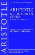 Nicomachean Ethics: Books VIII and IX