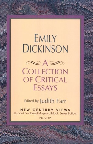 Emily Dickinson: A Collection of Critical Essays - Judith Farr