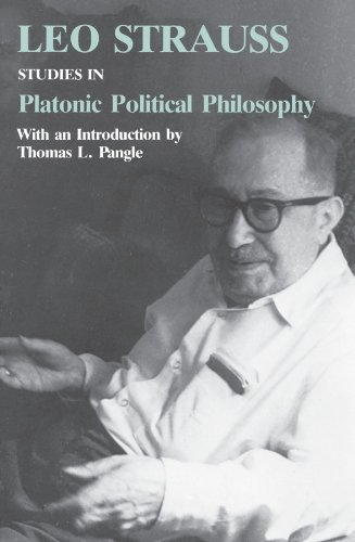 Studies in Platonic Political Philosophy - Leo Strauss