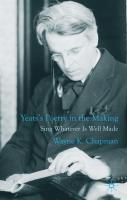 Yeats's Poetry in the Making: Sing Whatever Is Well Made