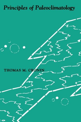 Principles of Paleoclimatology - Thomas M. Cronin