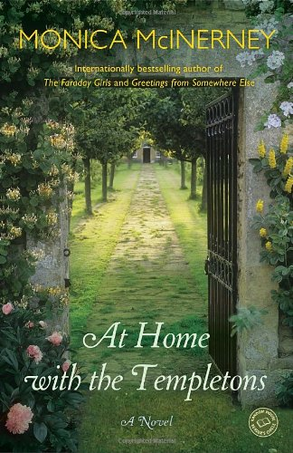 At Home with the Templetons: A Novel - Monica McInerney