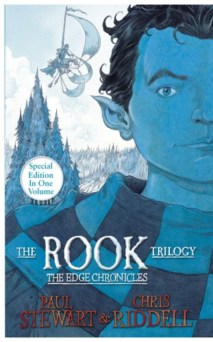 The Rook Trilogy: Includes: The Last of the Sky Pirates, Vox  &  Freeglader - Paul Stewart