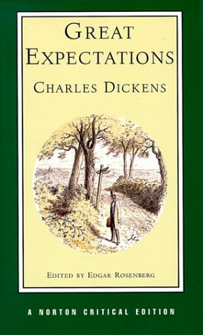 Great Expectations (A Norton Critical Edition) - Charles Dickens, Edgar Rosenberg