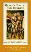 Blake's Poetry and Designs (Norton Critical Editions) - William Blake