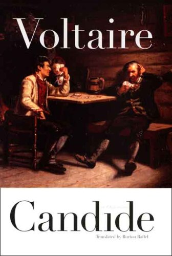 Candide: or Optimism - Voltaire
