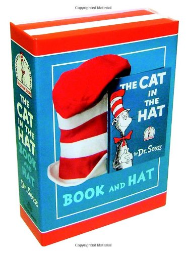 The Cat in the Hat Book and Hat (Beginner Books(R)) - Dr. Seuss