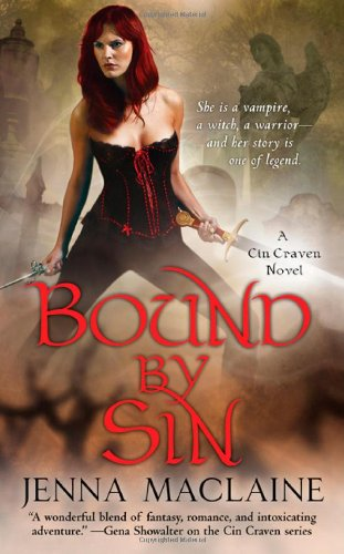 Bound By Sin (A Cin Craven Novel) - Jenna Maclaine