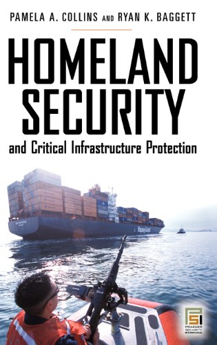 Homeland Security and Critical Infrastructure Protection (Praeger Security International) - Pamela A. Collins; Ryan Keith Baggett
