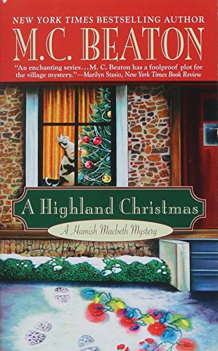 A Highland Christmas (Hamish Macbeth Mysteries, No. 16) - M. C. Beaton
