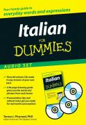 Italian for Dummies Audio Set [With Italian for Dummies Reference Book]