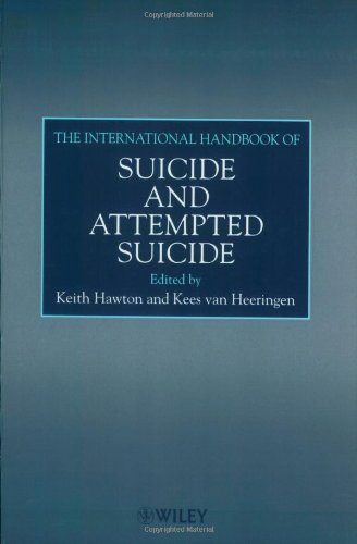 The International Handbook of Suicide and Attempted Suicide - Keith Hawton; Kees van Heeringen