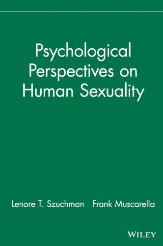 Psychological Perspectives on Human Sexuality - Lenore T. Szuchman; Frank Muscarella