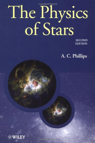 The Physics of Stars - A. C. Phillips