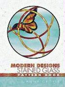 Modern Designs Stained Glass Pattern Book