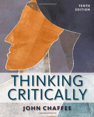 Thinking Critically (Available Titles Aplia) - John Chaffee