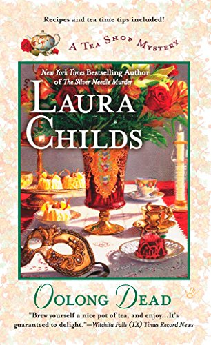 Oolong Dead (A Tea Shop Mystery) - Laura Childs