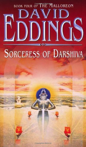 Sorceress of Darshiva (Malloreon S.) - David Eddings