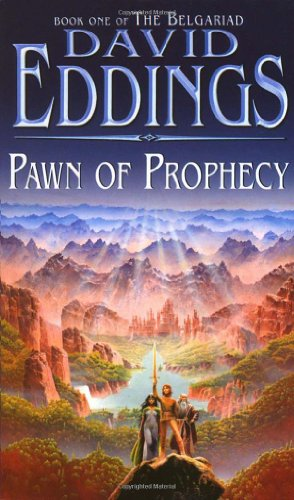 Pawn of Prophecy: Book One of the Belgariad (Belgariad (Rhcp)) - David Eddings