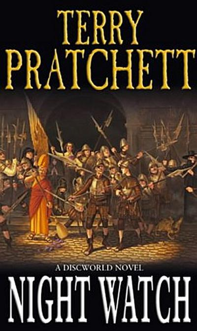 Night Watch : A Discworld Novel - Terry Pratchett