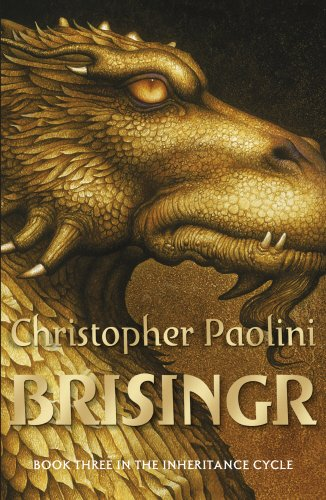 Brisingr: Book Three (The Inheritance Cycle) - Christopher Paolini