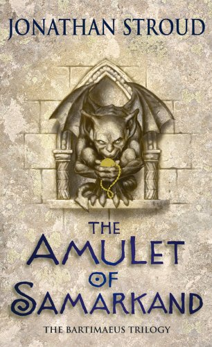 the amulet of samarkand (ac1t] - Jonathan Stroud