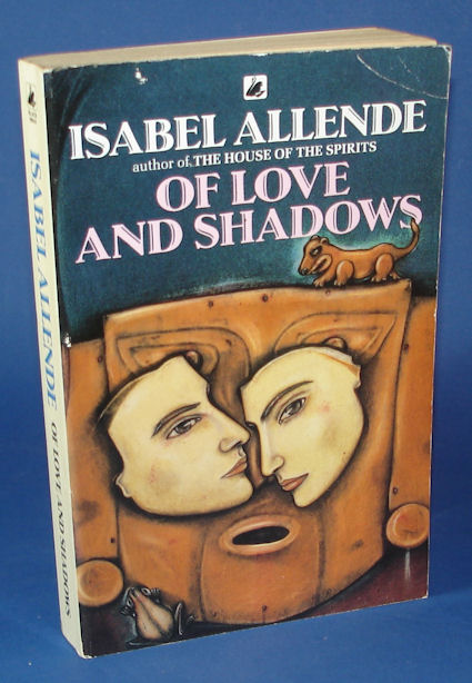 Of Love and Shadows. - Allende, Isabel