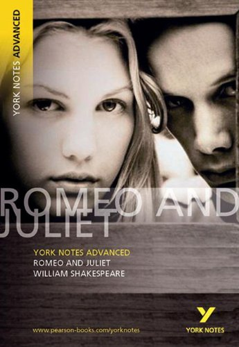 Romeo and Juliet (York Notes) - William Shakespeare