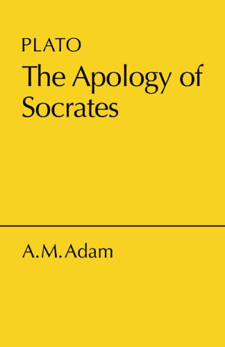 Apology of Socrates (Cambridge Elementary Classics: Greek) - Plato