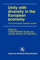 Unity with Diversity in the European Economy: The Community's Southern Frontier