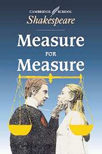 Measure for Measure (Cambridge School Shakespeare) - William Shakespeare