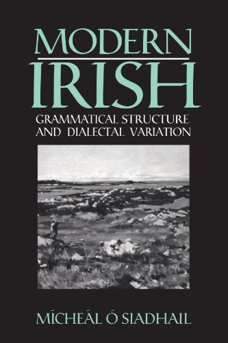 Modern Irish: Grammatical Structure and Dialectal Variation (Cambridge Studies in Linguistics) - M?che?l ?siadhail