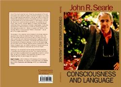 Consciousness and Language
