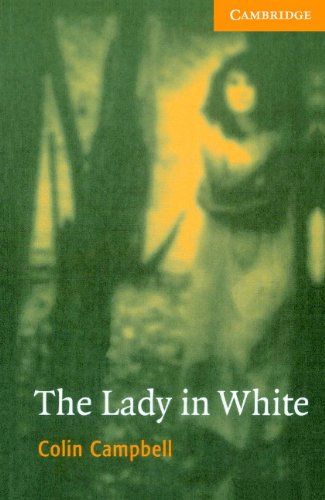 The Lady in White Level 4 Intermediate Book with Audio CDs (2) Pack (Cambridge English Readers) - Colin Campbell