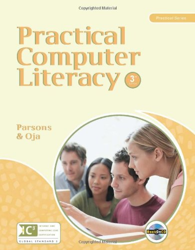 Practical Computer Literacy (New Perspectives Practical Series) - June Jamrich Parsons, Dan Oja