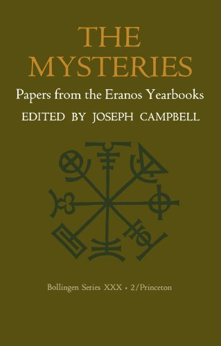 Papers from the Eranos Yearbooks, Eranos 2: The Mysteries - Joseph Campbell