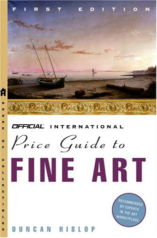 Hislop's Official International Price Guide to Fine Art - Duncan Hislop