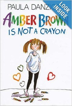 Amber Brown Is Not a Crayon - Paula Danziger