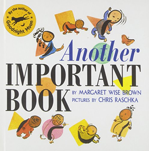 Another Important Book - Margaret Wise Brown