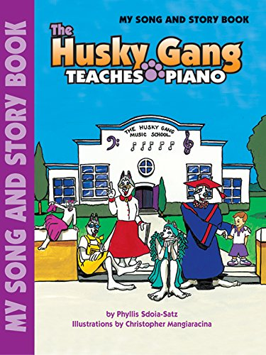 Husky Gang: My Song and Story (Book  &  CD) - Phyllis Sdoia-Satz