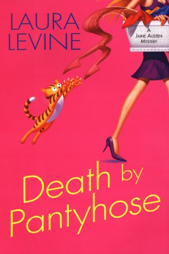 Death by Pantyhose (Jaine Austen Mysteries) - Laura Levine