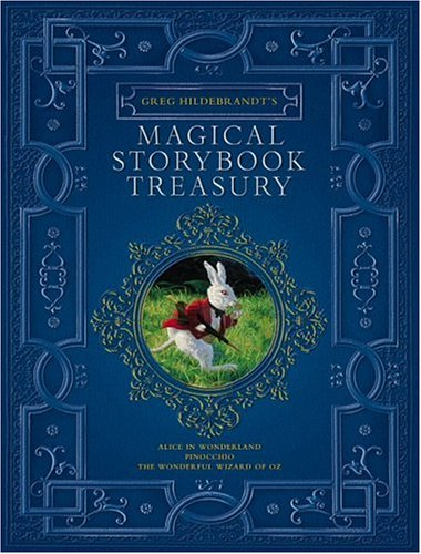 Magical Storybook Treasury - Greg Hildebrandt