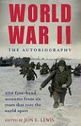 World War II: The Autobiography