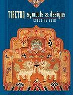 Tibetan Symbols & Designs Coloring Book