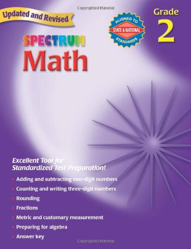 Spectrum:Math Gr. 2 - Thomas Richards, Spectrum