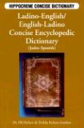 Ladino-English/English-Ladino Concise Dictionary