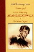 Treasury of Love Poems by Adam Mickiewicz in Polish and English
